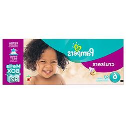 Pampers Cruisers Baby Diapers, Size 6 , 92 ct.