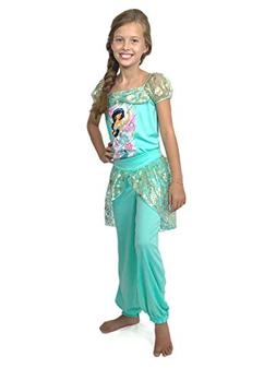 Disney Princess Jasmine Girls Fantasy Pajamas