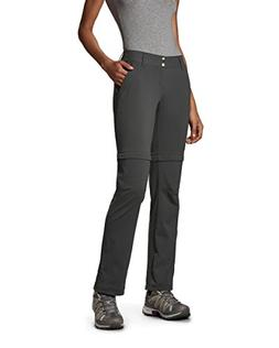 Columbia Women's Saturday Trail II Convertible Pant, Grill,