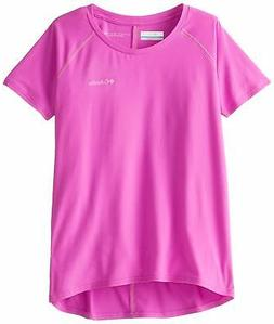 Columbia Sportswear Girl's Silver Ridge Short Sleeve Tee - C