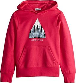 Columbia Kids Girl's Take A Hike¿ Hoodie  Cactus Pink Small