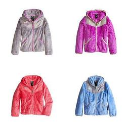 The North Face Girls Clothing Oso Hoodie Fleece Jacket NEW L