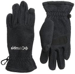 Columbia Unisex Thermarator Glove  Black MD