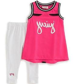 Juicy Couture Toddler/Little Girls 2pc Tunic & Legging Set 2