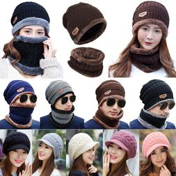 Black Womens Spring Wool Hats Beanies Slouchy Plush Cotton C