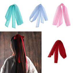 Women Girls Costume Headdress Han Chinese Clothing Cosplay H