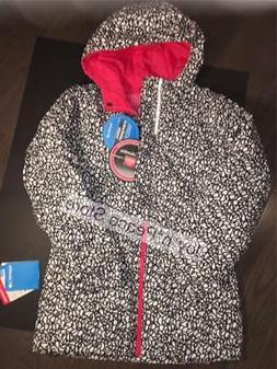 COLUMBIA YOUTH GIRLS OUTGROWN READY SET SNOW HOODED THERMAL